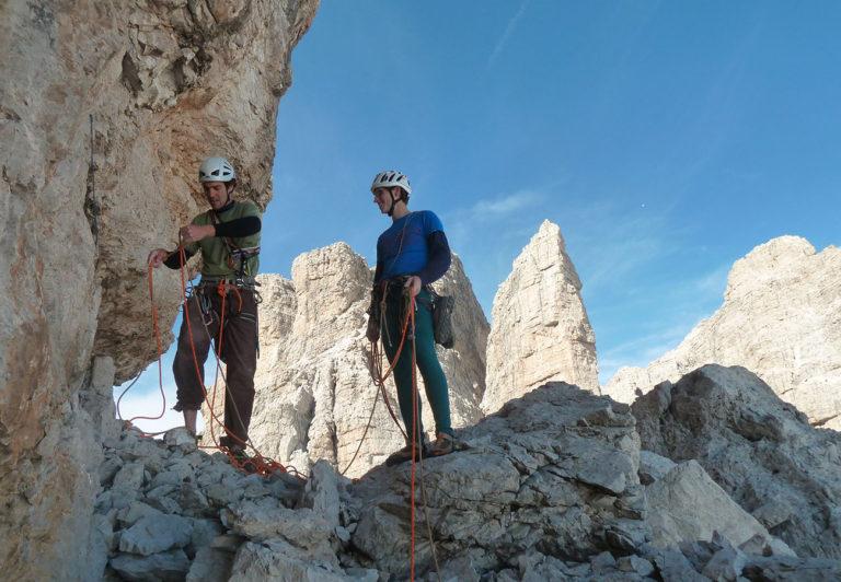 Vie Alpinistiche in Dolomiti