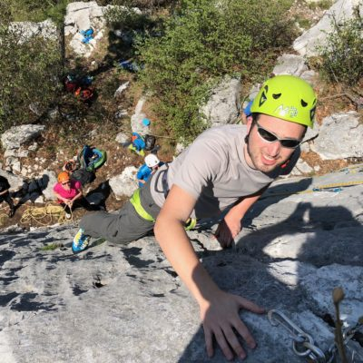 climbing cours from the gym to the crag sunnyclimb mountain guides
