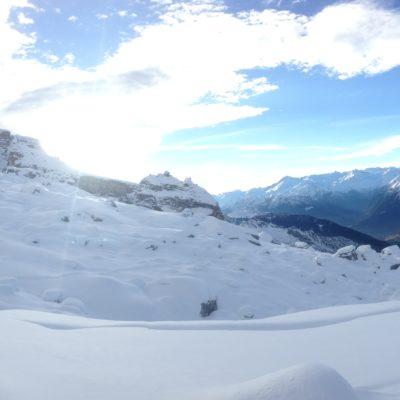 Sci alpinismo Dolomiti di Brenta sunnyclimb.com guide alpine