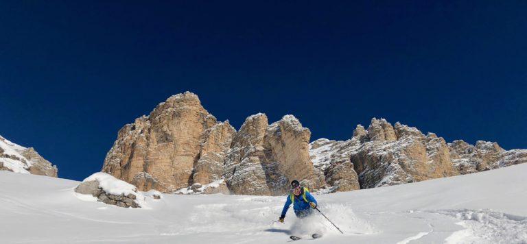 Corsi di  Free ride Dolomiti