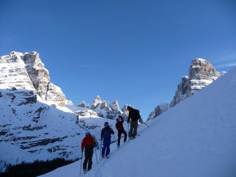 weekly Ski Mountaineering