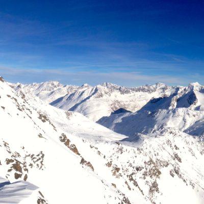 Sci alpinismo Maso Corto Val Senales sunnyclimb.com guide alpine
