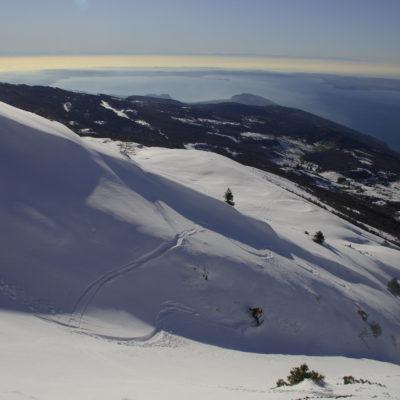 Sci alpinismo Lago di Garda sunnyclimb.com guide alpine