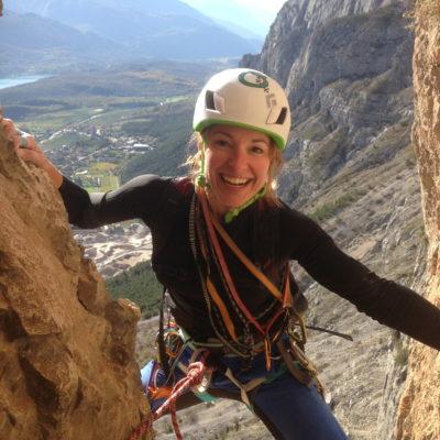 Climbing Arco Sarca Valley multi pitch sunnyclimb mountain guides