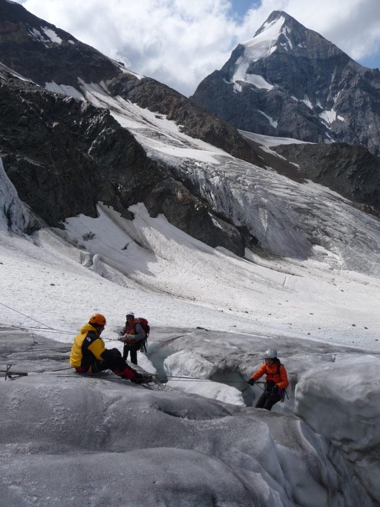 Crevasses Rescue